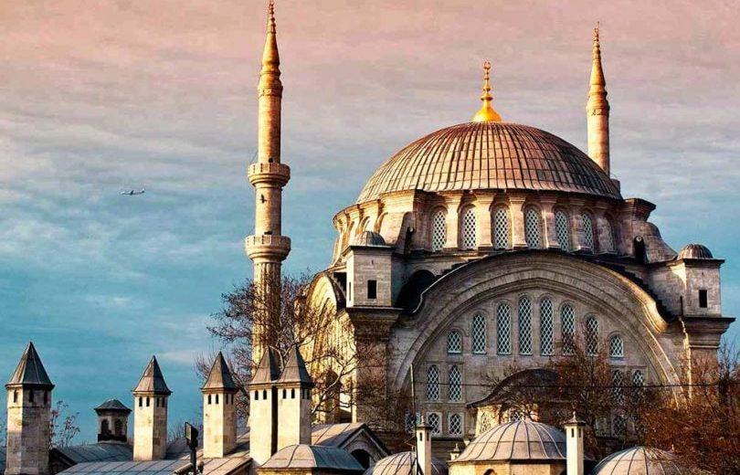 Osmaniye Cami Isıtma Sistemleri