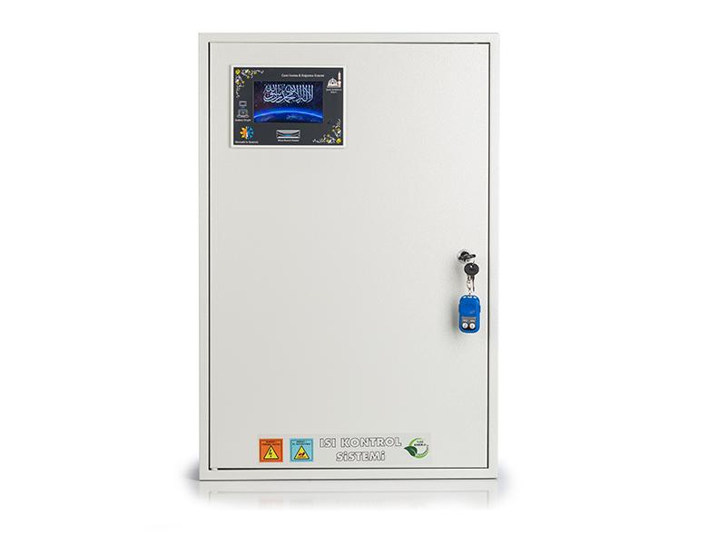18 Saflık Cami Isıtma ve Klima Kontrol Panosu - SP-18