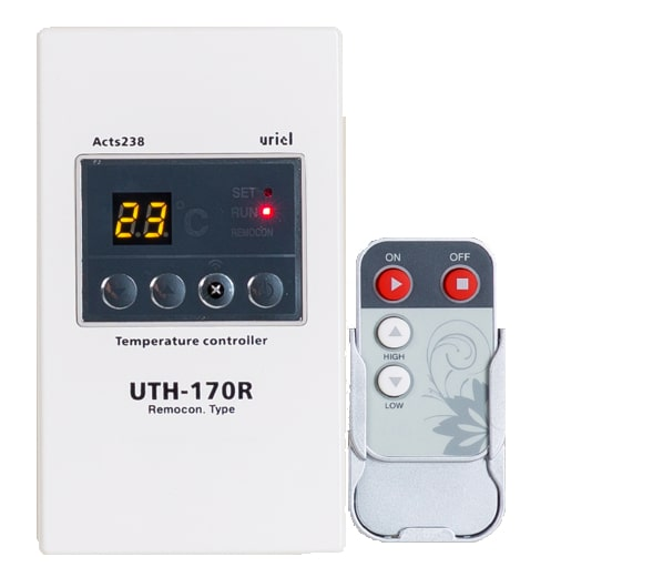 UTH-170-R Termostat