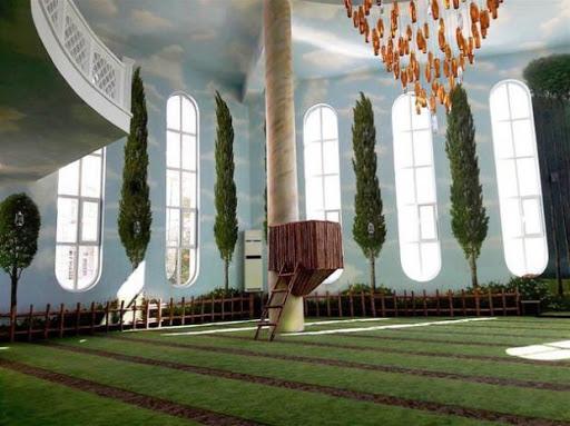 Kırşehir Cami Isıtma