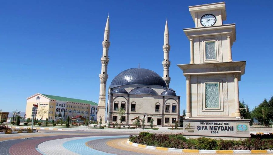 Nevşehir cami ısıtma