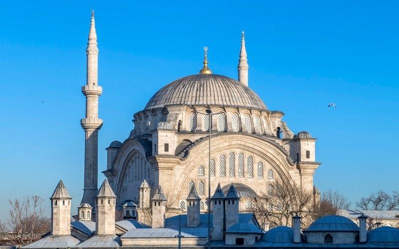 osmaniye cami ısıtma