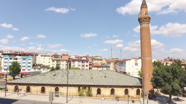 Sivas Cami Isıtma