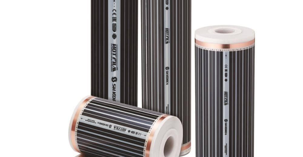 karbon film ısıtıcı